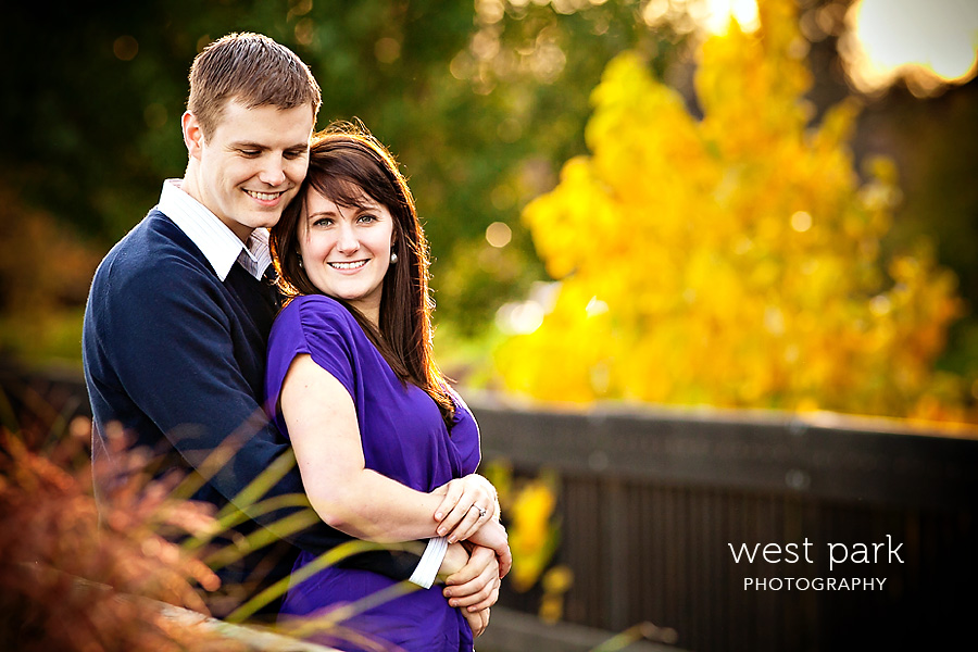 Jackie + Chris  |  Grosse Pointe Engagement Session