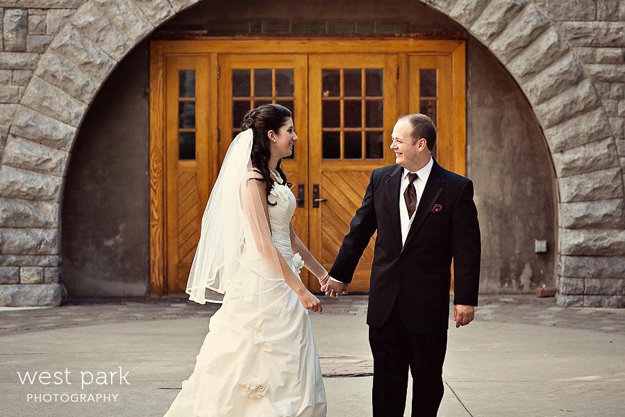Sarah + Trevor's Wedding