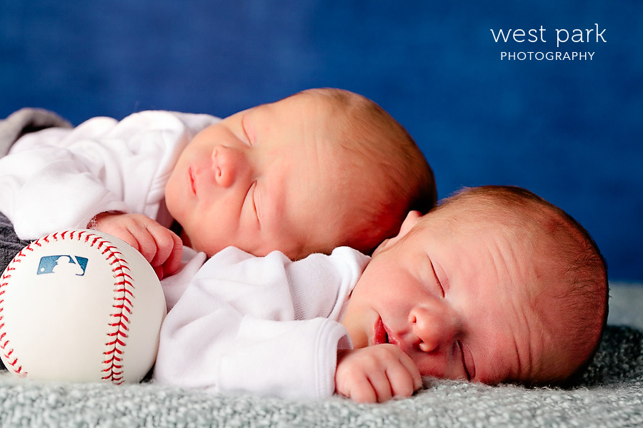 detroit newborn photographer 03 The Smith Twins   Newborn Photography