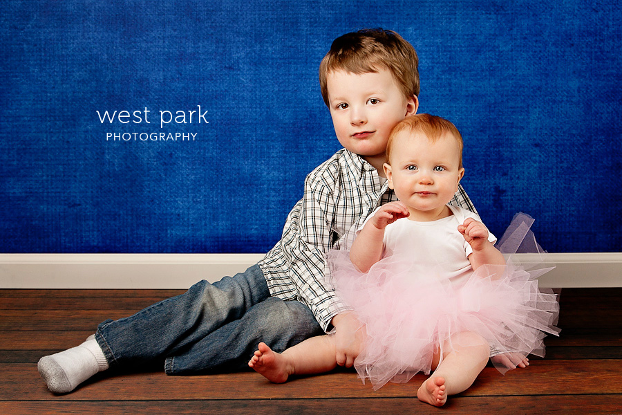 detroit children photographer Adeline & Blakes Portrait