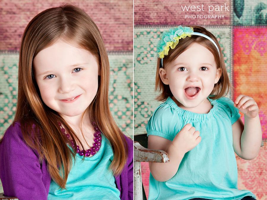 Caroline & Sylvie's Portraits