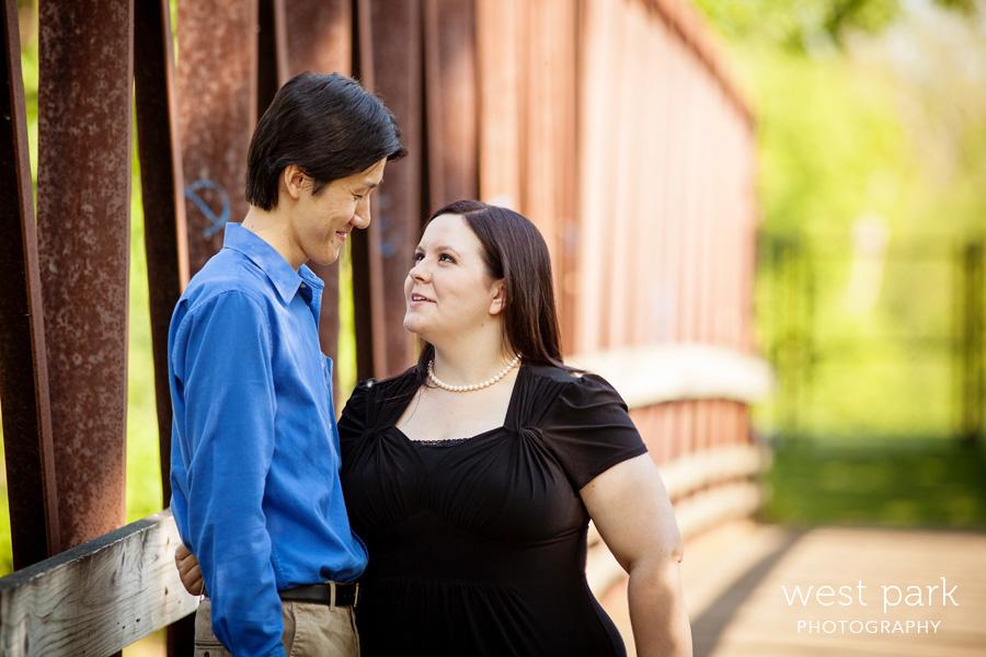 Elizabeth & Kevin | Ann Arbor Engagement