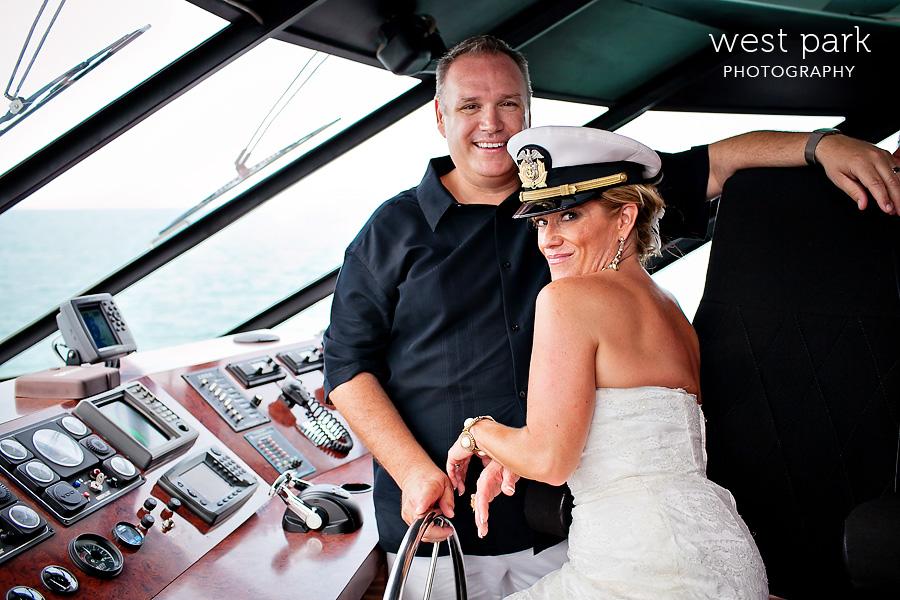 Shannon & Dean - Infinity Yacht Wedding