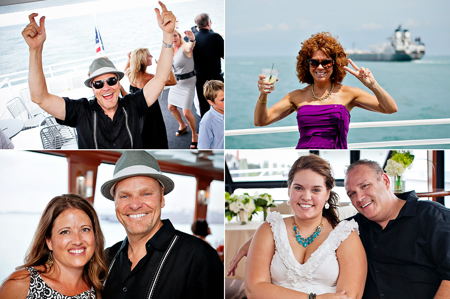 infinity ovation yacht wedding 24 Shannon & Dean   Infinity Yacht Wedding
