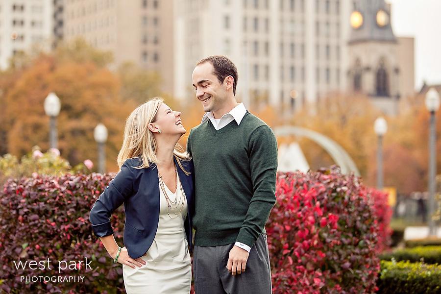 detroit engagement 03 Liz & Daves Detroit Engagement Session