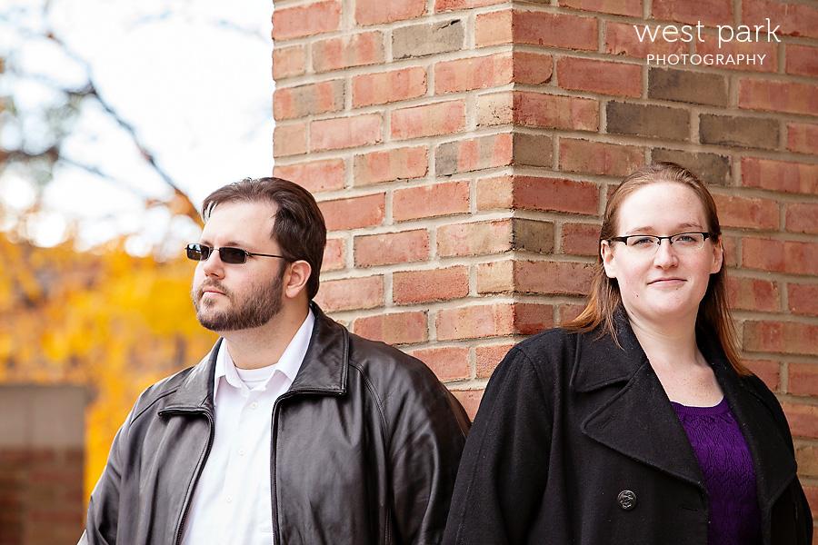 royaloak esession 06 Stephanie + Patricks Royal Oak Engagement Session