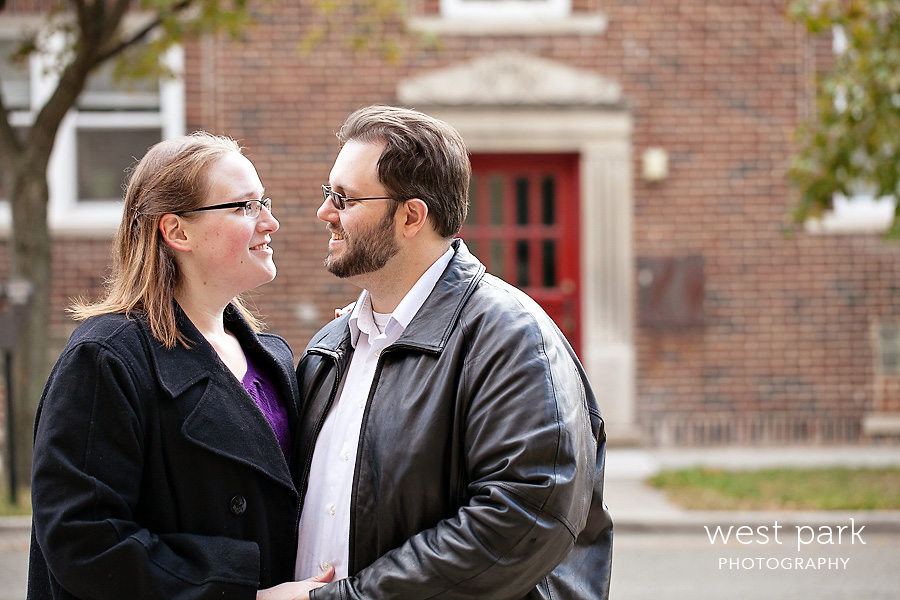 royaloak esession 07 Stephanie + Patricks Royal Oak Engagement Session