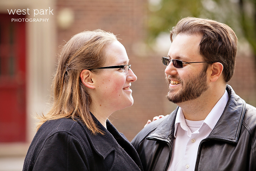 royaloak esession 08 Stephanie + Patricks Royal Oak Engagement Session