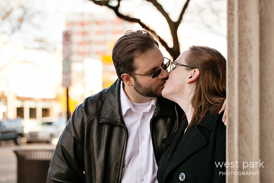 royaloak esession 11 Stephanie + Patricks Royal Oak Engagement Session