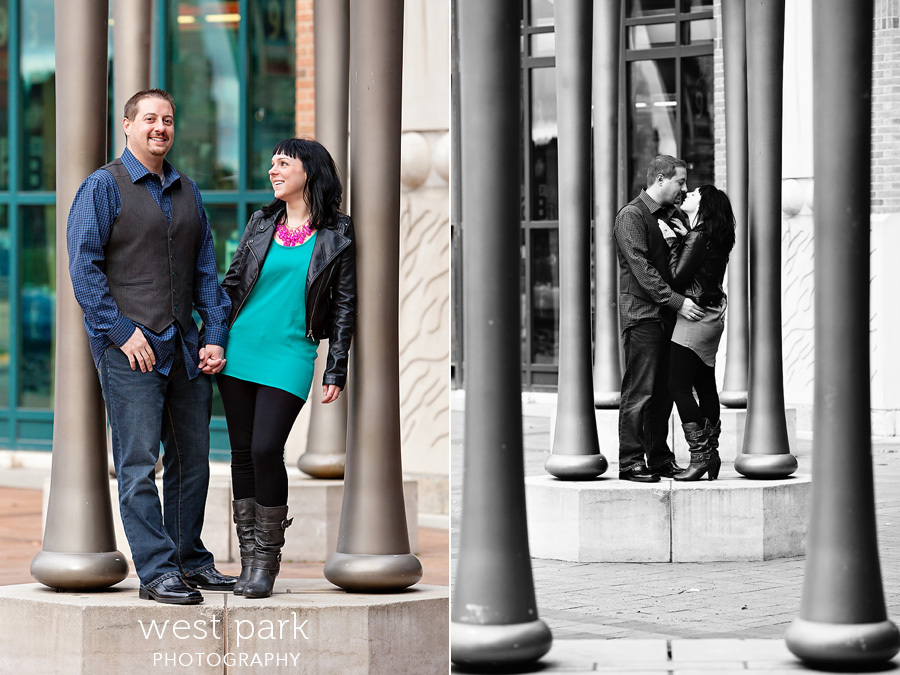 detroit engagement 02 Liz & Nick   Detroit Engagement Session