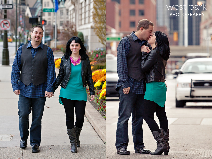 detroit engagement 06 Liz & Nick   Detroit Engagement Session