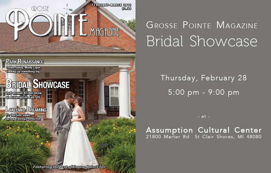 gp mag febmar cover bridalshow Studio News