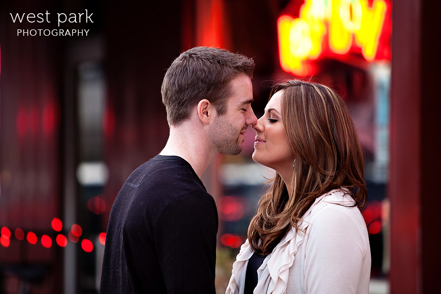 detroit garden bowl engagement 13 Barbara & Bens Garden Bowl Engagement Session