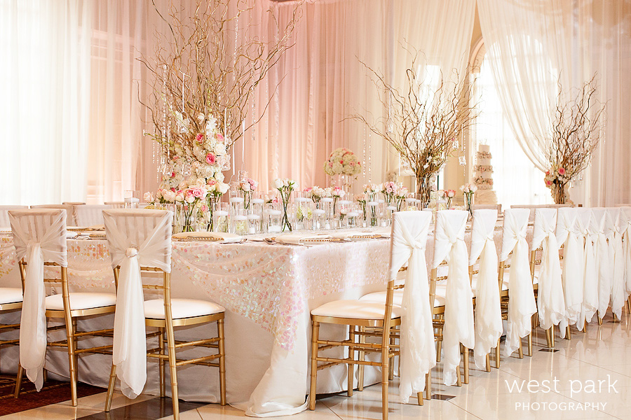 Pink & Gold Wedding Inspiration