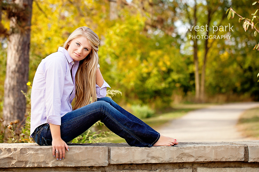 Kellie's Senior Portraits