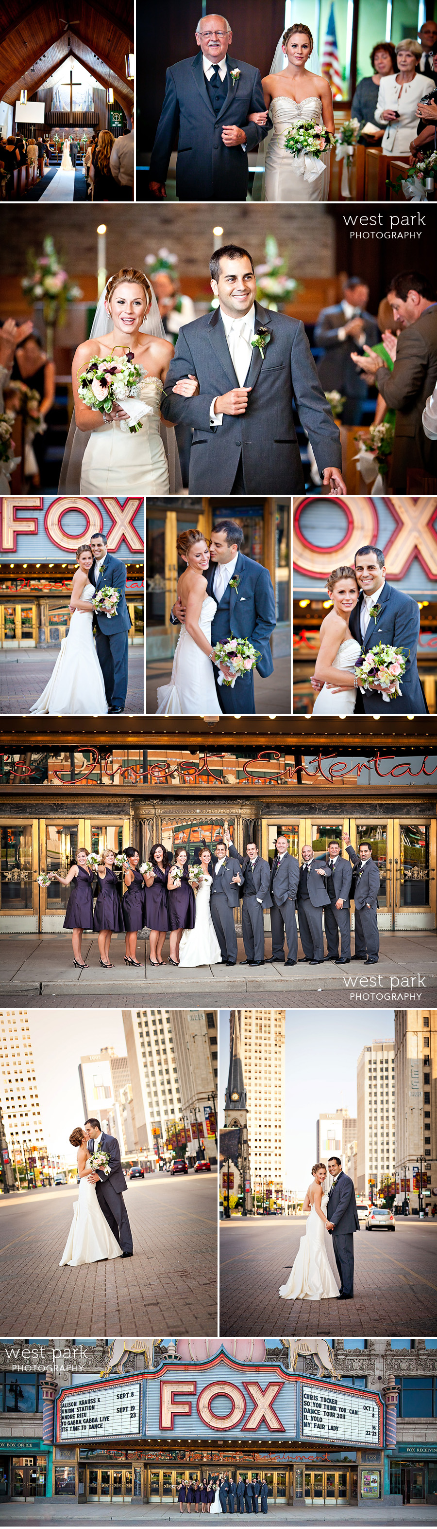 Colony Club Detroit Wedding photo 02 Lyndsi + Trevors Colony Club Wedding