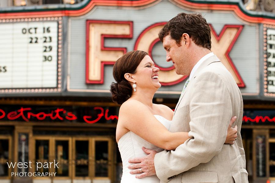 Kristi & Andrew's Westin Book-Cadillac Wedding