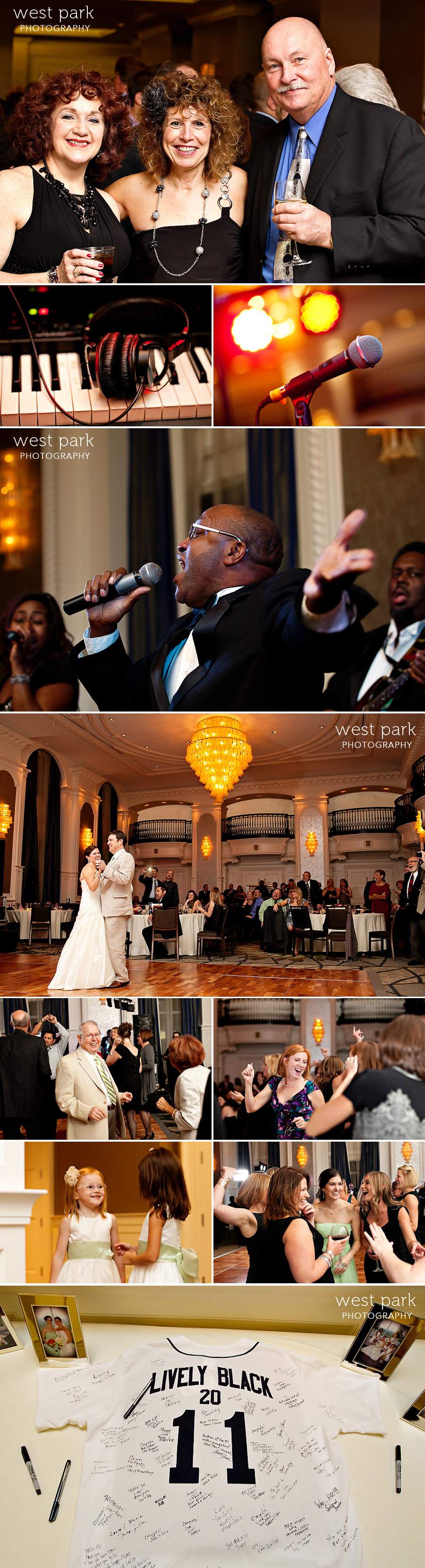 detroit book cadillac wedding photo 04 Kristi & Andrews Westin Book Cadillac Wedding